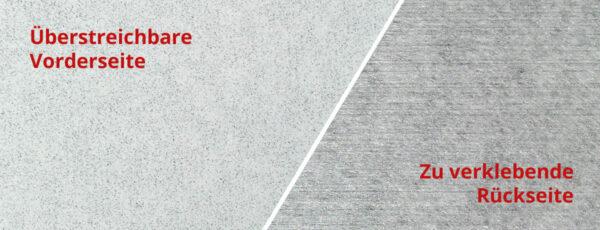 Magnetvlies von Surtech – überstreichbare Magnettapete