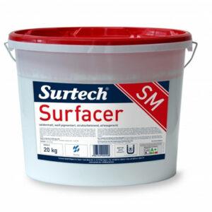 Surtech Surfacer für selbsthaftende Glasfasertapete