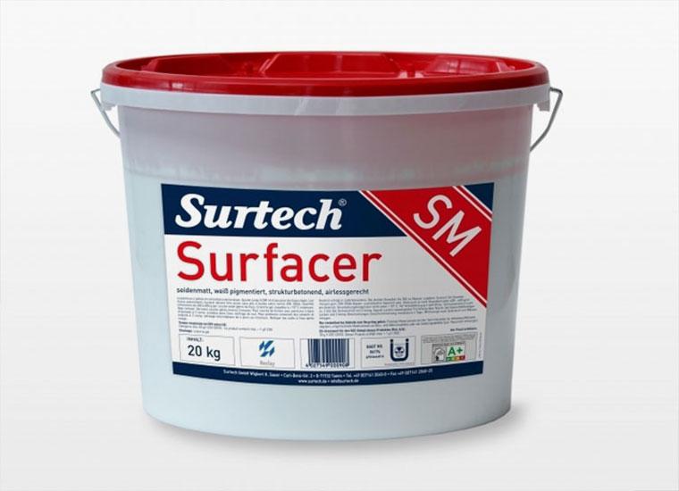 Surtech Produkte Teaser Anstrichstoffe Kleber