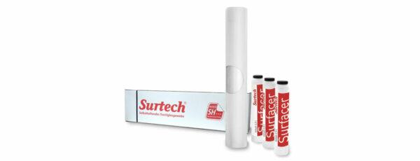 Glasgewebe und Surfacer: das Surtech Kombipaket