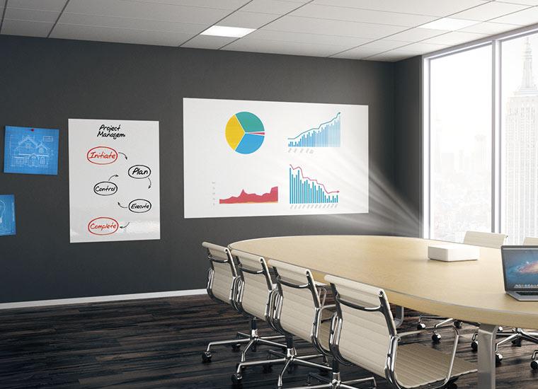Screenboard Wandbelag von Surtech